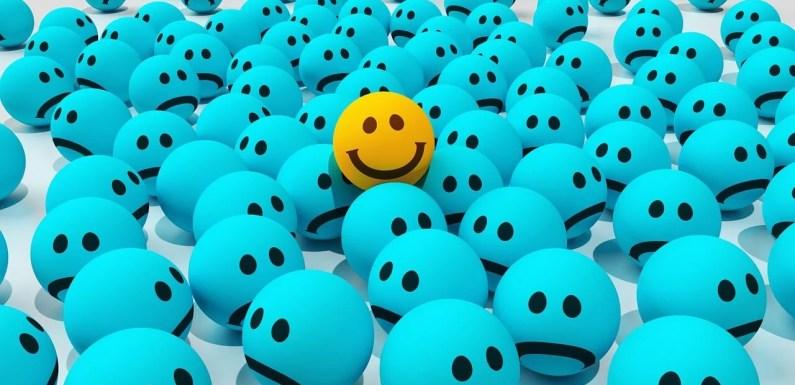 Comelan Tentang Tipe-Tipe Orang Yang Susah Bahagia