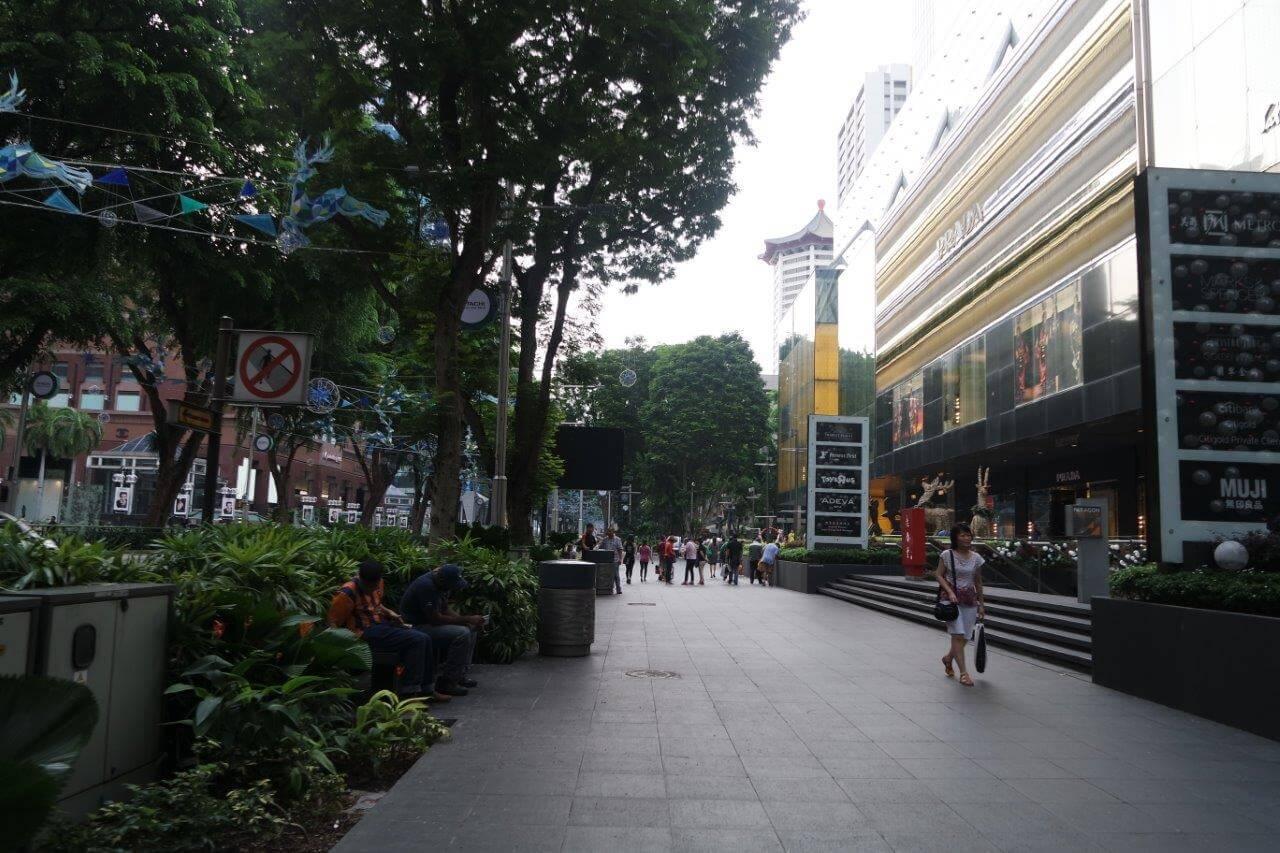 [3rd Anniversary Trip] Hari Pertama: Jakarta – Singapura