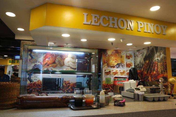 Lechon Pinoy di Lucky Plaza Orchard Road
