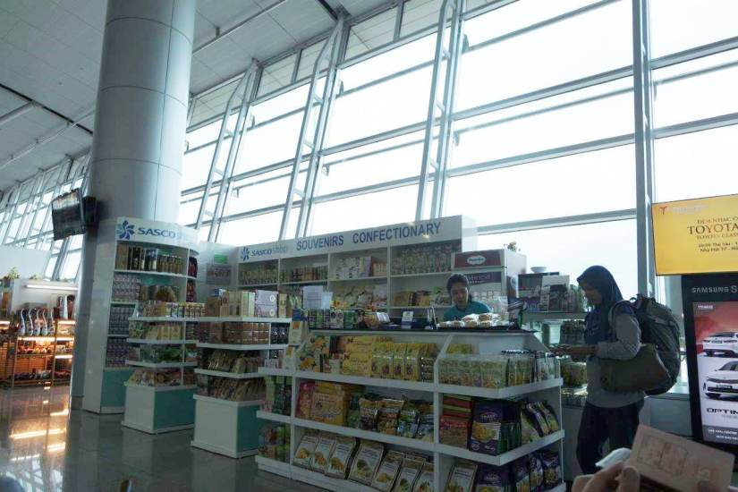 Bandara Ho Chi Minh