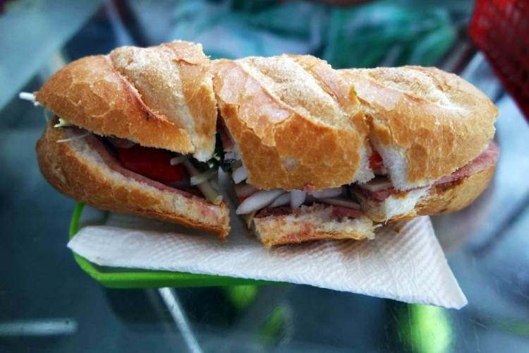 Penampilan banh mi, sandwich ala Vietnam