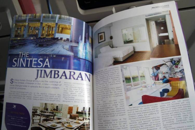 Malindo Air Inflight Magazine