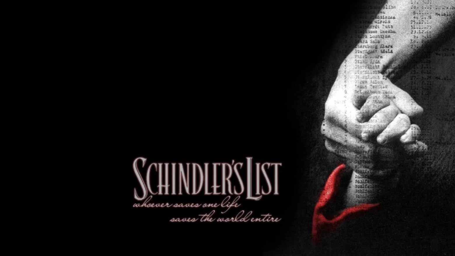 [30DMC] Day 08 – A Movie That Makes You Sad: Schindler's List (1993)