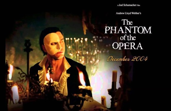 [30DMC] A Movie That You Know Practically The Whole Script Of: The Phantom of the Opera (2004)