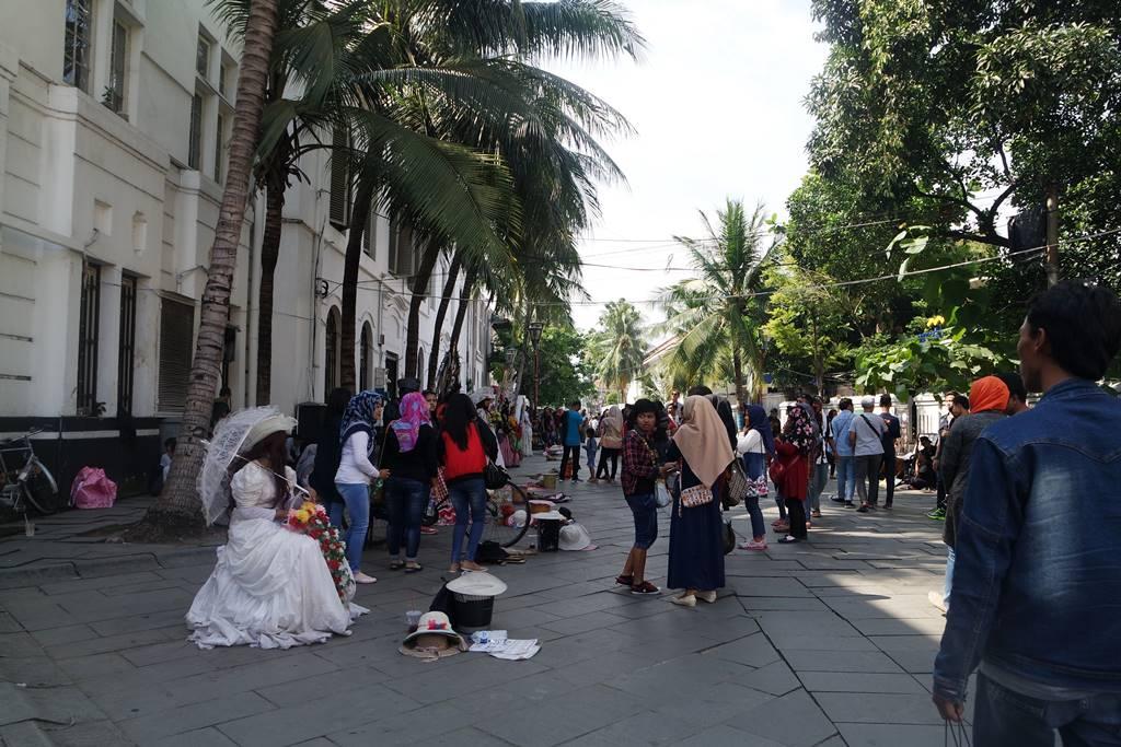 Menikmati Jakarta di Akhir Pekan