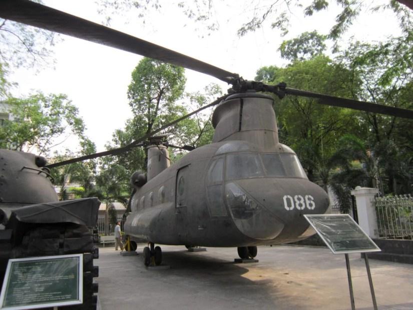 Museum War Remnant HCMC
