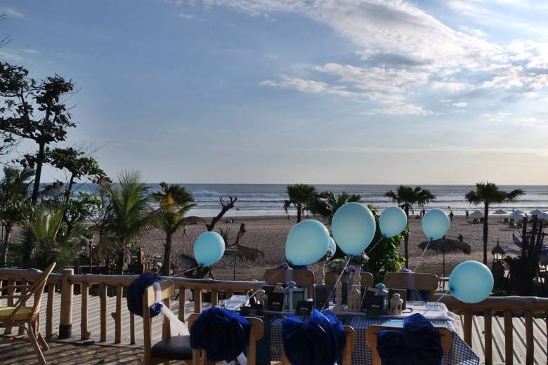 Mano Sea Side Beach Club Bali