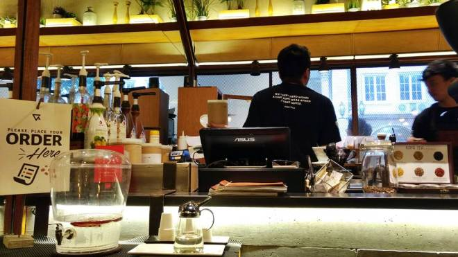 Bermvda Cafe Ruko Cordoba PIK