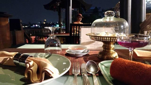 Apsara Cruise Dinner Bangkok