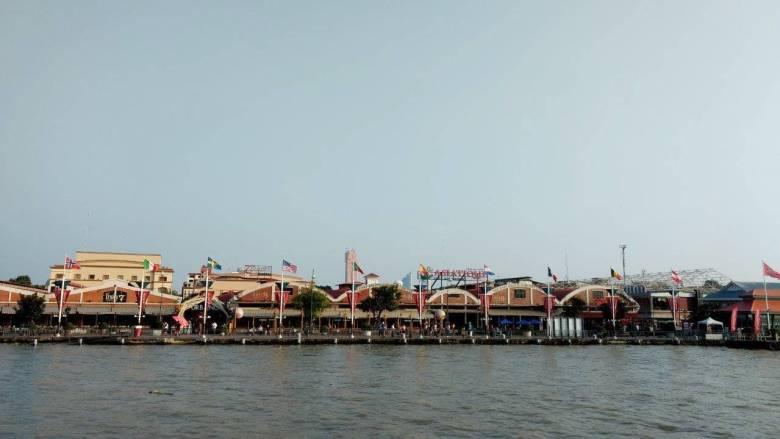 Pier Asiatique Bangkok