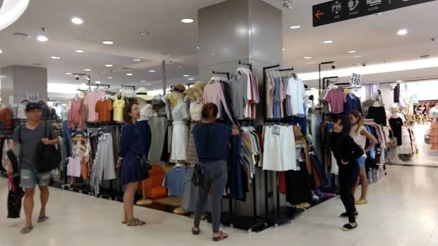 Platinum Mall Bangkok