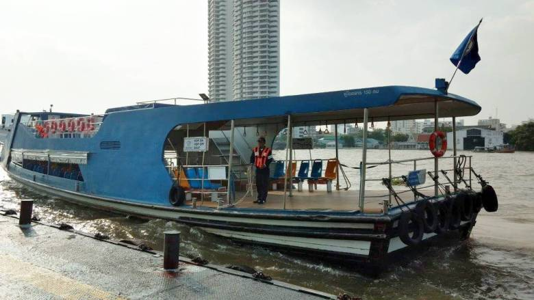 Riverboat Chao Praya