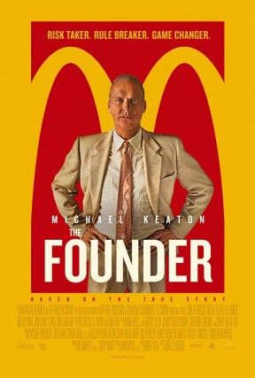 Poster Film The Founder