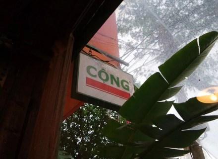 Cong Caphe Da Nang