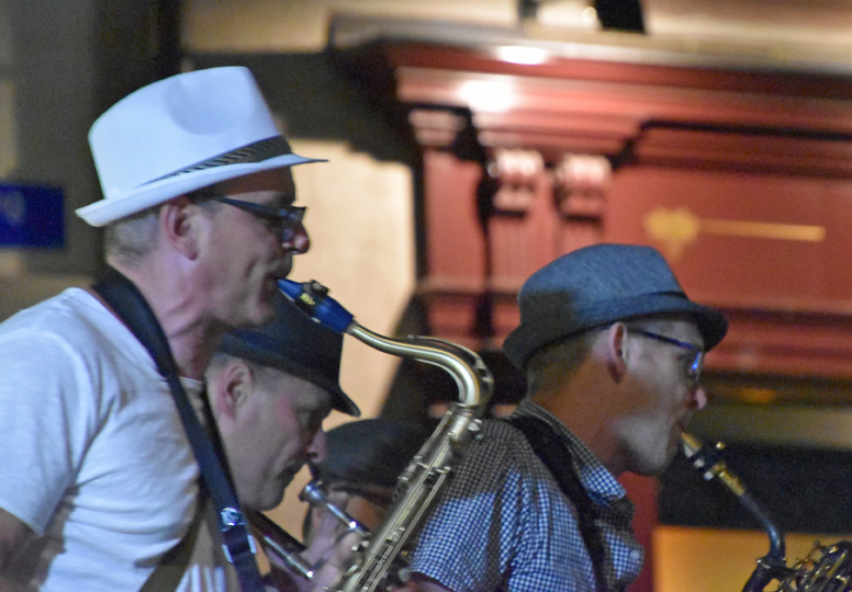 Brazzini Smart Band Em Bebbi sy Jazz 2019 photo VB