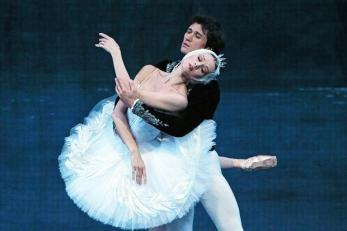 Ulyana Lopatkina si Danila Korsuntsev