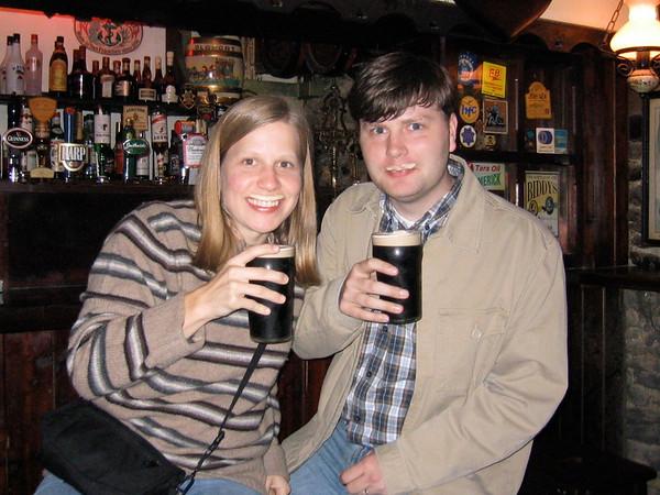 Guinness Toast in Ireland