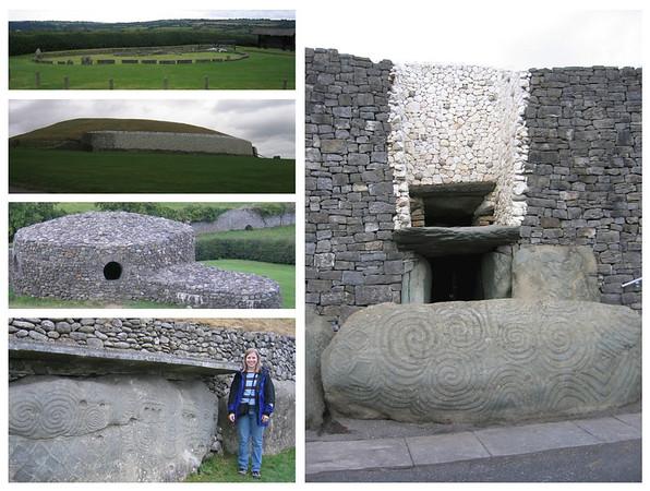Newgrange collage