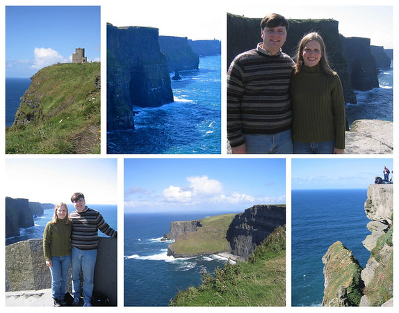 Moher collage