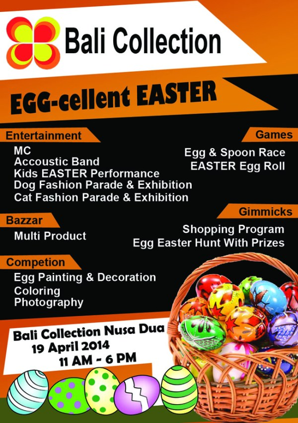 Flyer Bali Collection_Easter2014