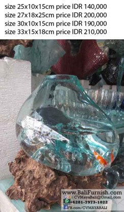 Recycle Glass Bowls
