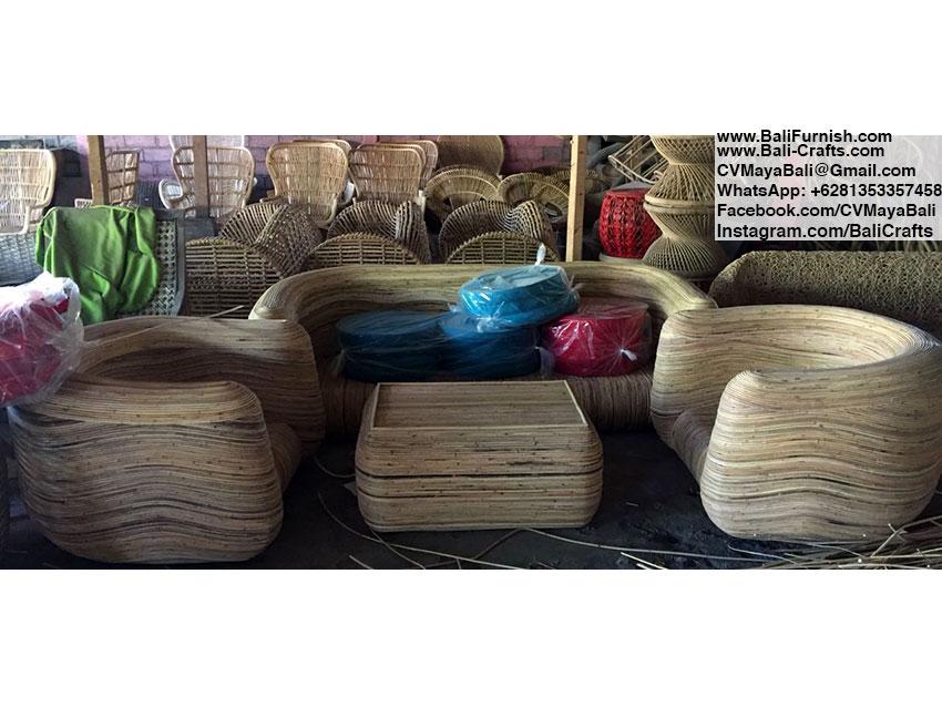 Rattan Furniture from Indonesia - Bali-Crafts.com