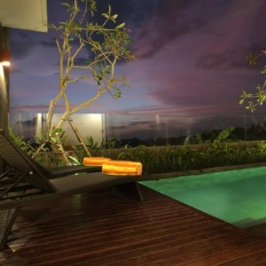 3 BEDROOM VILLA WITHIN SECURE COMPLEX IN CANGGU