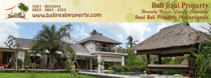 Bali Real property oerring affordable land for sale in Bali