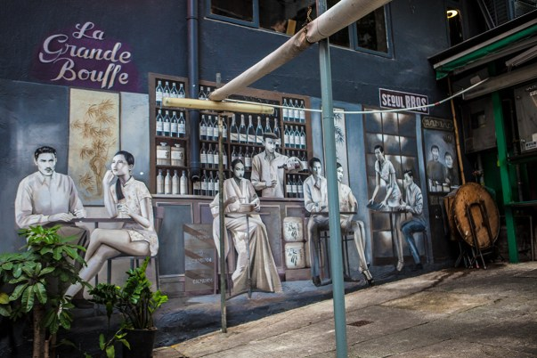 Hongkong-Streetart