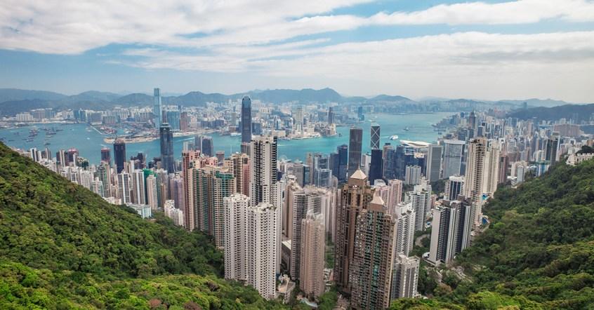 Hongkong-Victoria-Peak-View-Skyline