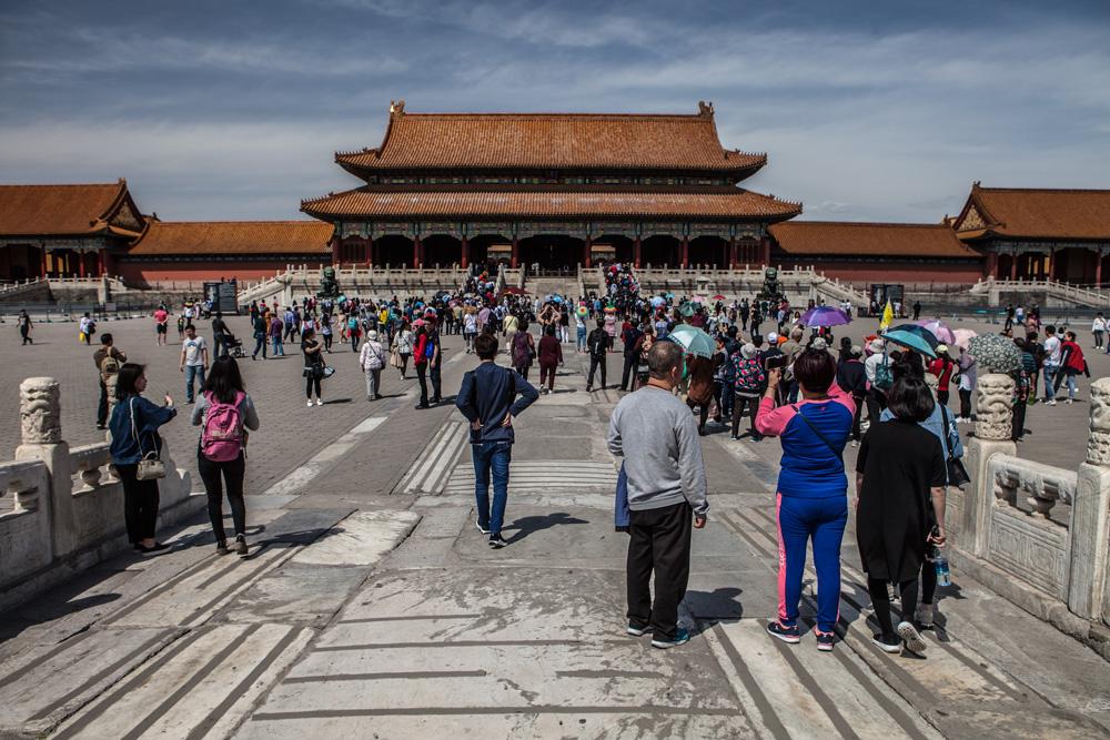 Peking-Verbotene-Stadt