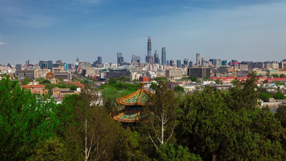 peking-jingshan-park-view