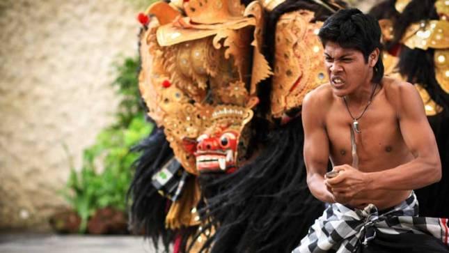 Barong-and-keris-dance
