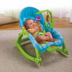Baby Toddler Chair Fisher Price Gold Banquet Covers Rocker And  Bali Hirebali Hire