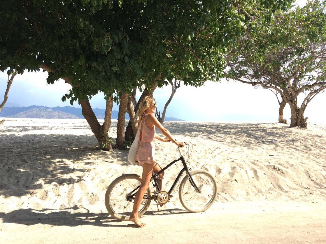 bike gili air