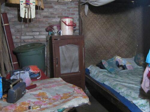 Men Balik lansia miskin di Desa Pajahan Pupuan Tabanan