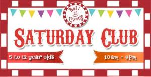 Bali Circus Saturday Club Sidebar