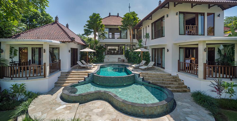 Canggu Terrace - Villa Arza