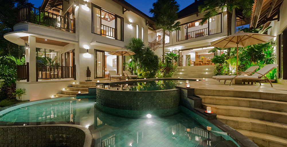 Canggu Terrace - Villa Damai