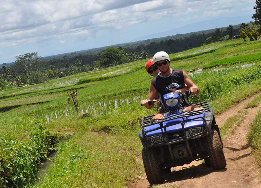 Bali by Quad - Real Bali Tours