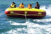 Bali Rolling Donut Tour, Bali Water Sports Tanjung Benoa Beach, Nusa Dua Bali