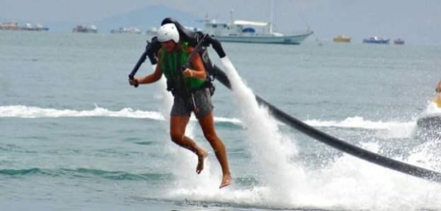 Bali Jet Packs - Tanjung Benoa