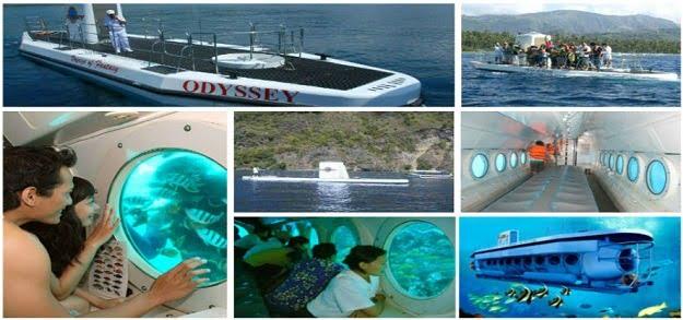 Bali Odyssey Submarine Tour