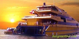 Bounty Sunset Dinner Cruise, Bali Cruises Tour Packages, Bali Green Tour