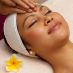 facial massage, bali green tour, bali orchid spa