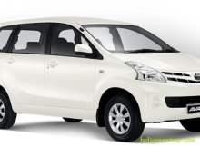 Toyota Avanza Bali Car Rental With Drivers