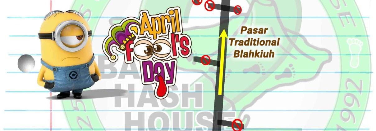 Bali Hash House Harries 2 Next Run Map