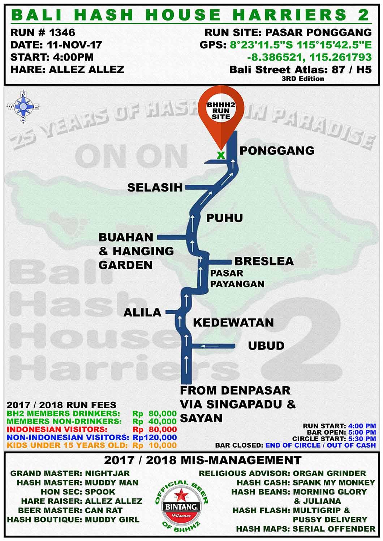 BHHH2 Run 1346 Pasar Ponggang Gianyar 11-Nov-17BHHH2-Run-1346-Pasar-Ponggang-Gianyar-11-Nov-17