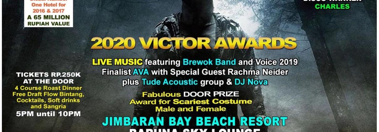 The 26th Annual Victor Awards AT THE JIMBARAN BAY BEACH RESORT & SPA