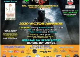 The 26th Annual Victor Awards AT THE JIMBARAN BAY BEACH RESORT & SPA